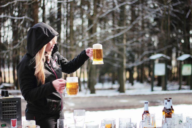 Пиво улучшает креативное мышление— Ученые
