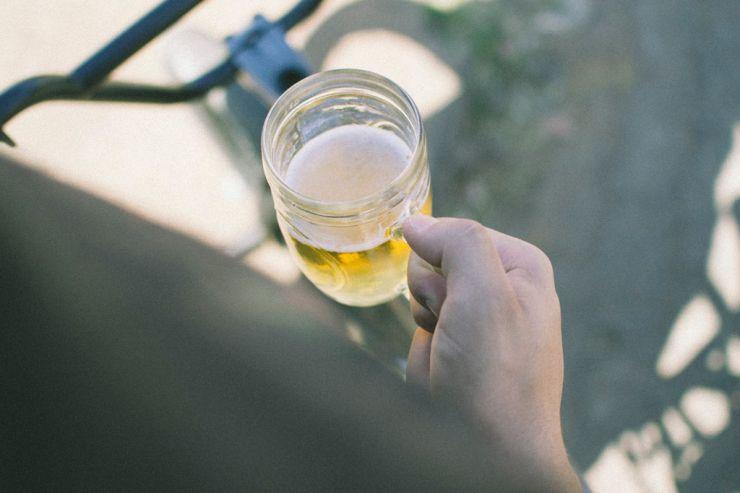 В Латвии на 25% упало производство пива