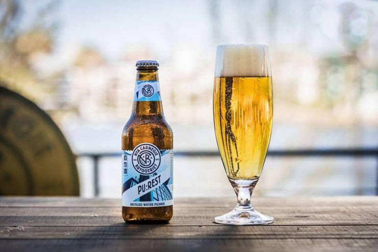 В Швеции выпустили пиво из сточных вод