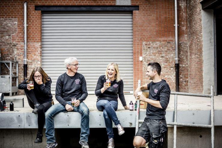 Шарлотта Де Кок (VBDCK): «Мы не хотим делать традиционное бельгийское пиво»