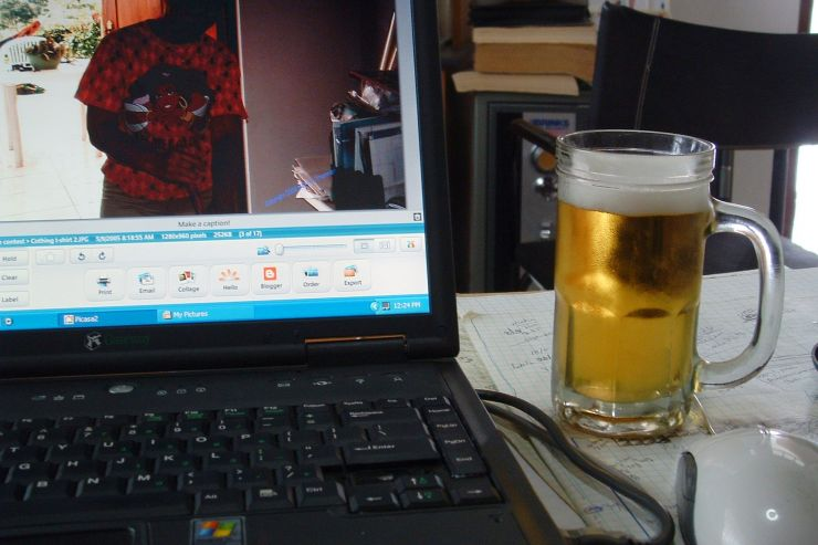 ВМинфине посоветовали начать онлайн-продажу алкоголя спива ивина
