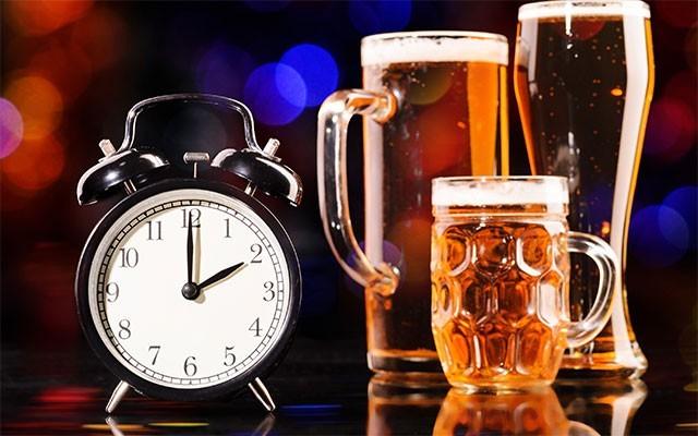 ВТуве запретят реализацию алкоголя после 15 часов ипопраздникам