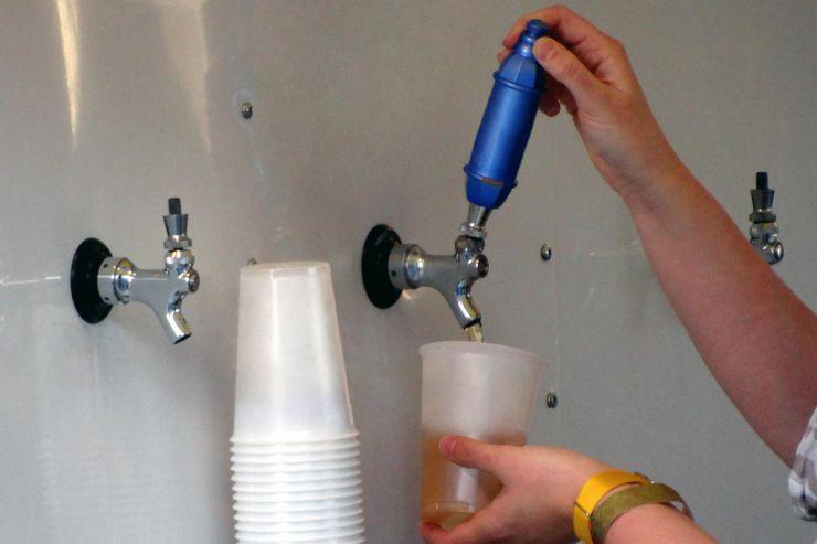 ВТульской области ограничили реализацию пива вжилых домах