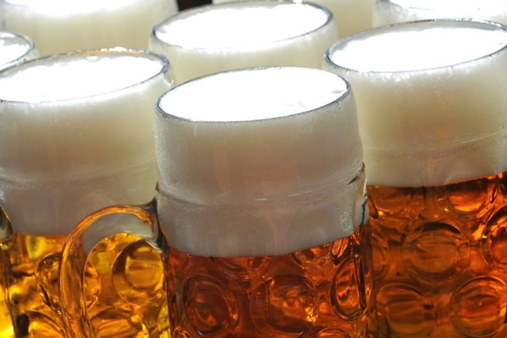 Германия приостановила сбор акцизов на пиво