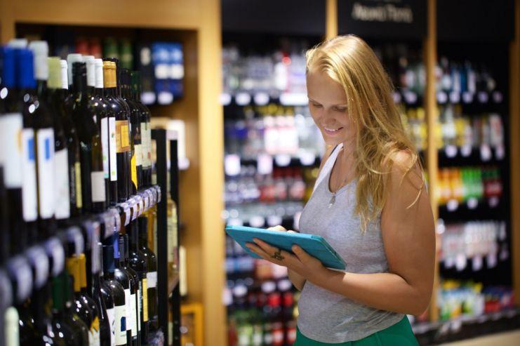В рамках эксперимента в Москве алкоголь можно будет купить по цифровому паспорту