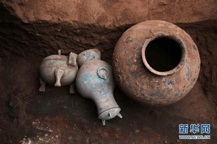 Вкитайской гробнице отыскали самогон 2000-летней выдержки