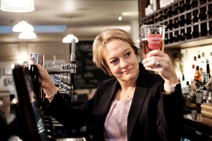 Лучшие пивовары по версии Profibeer: Джорджина Янг (Fuller's)