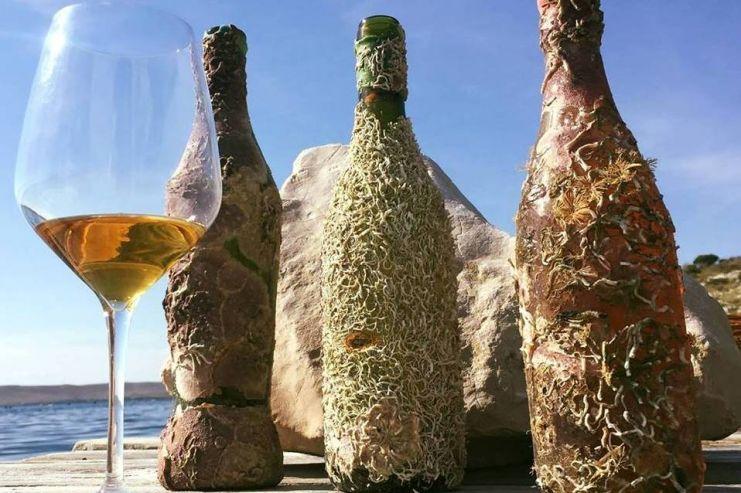 В Хорватии выпустили пиво с подводной выдержкой