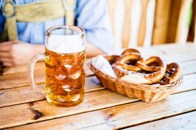 В Германии пиво запретили называть «полезным»