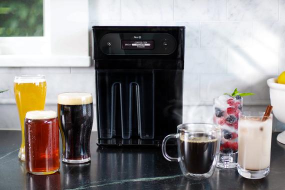 PicoBrew выпустит «пиво-кофе-мультиварку»