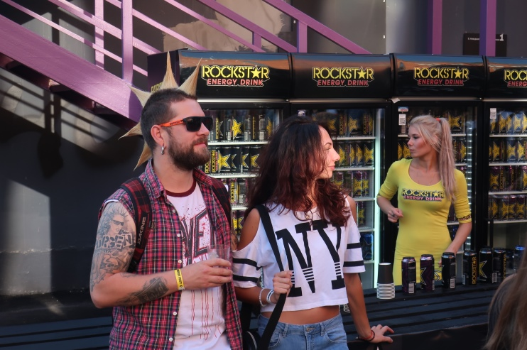 Посетители фестиваля Craft Depot