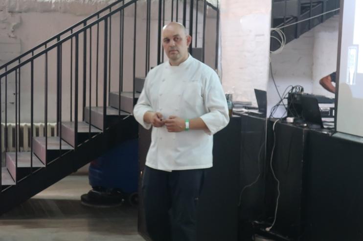 Шеф-повар Адам Дули рассказал про фудпейринг
