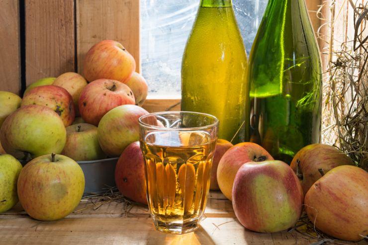 «Яблочный Спас» начал выпуск сидров по новым ГОСТам