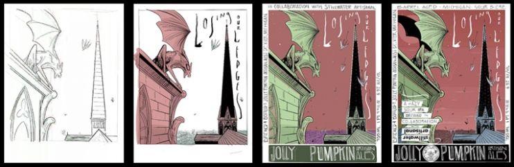 Плакаты проекта Single Hop Project