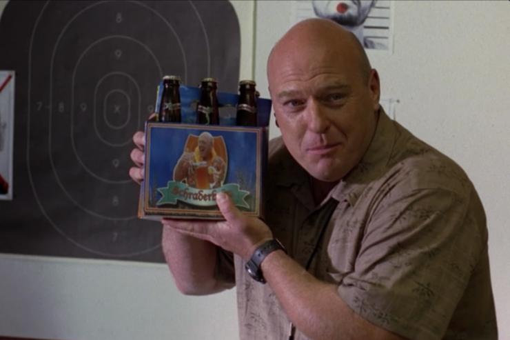 Пиво Schraderbräu из Breaking Bad может стать реальностью