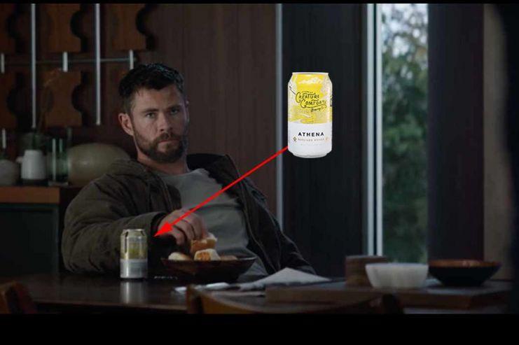 В новом трейлере «Мстителей» появилось крафтовое пиво