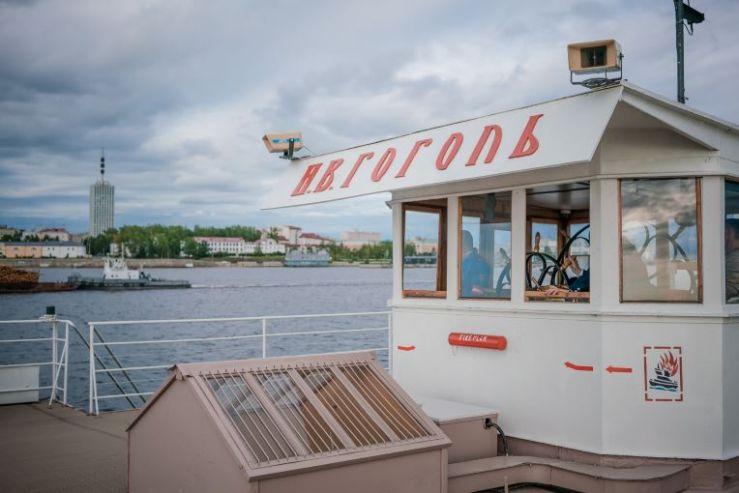 В Архангельске снова прошёл «ПароходФэст»