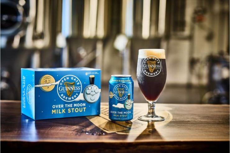 Guinness в США выпустил «космическое» пиво в честь 50-летия высадки на Луну