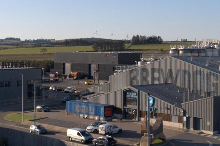 BrewDog перейдёт на энергию ветра с 13 июля