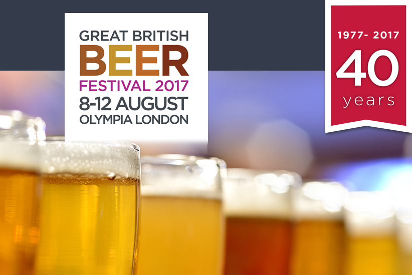 Great British Beer Festival 2017