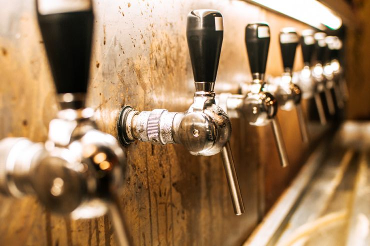 В Чехии собираются снизить НДС на разливное пиво