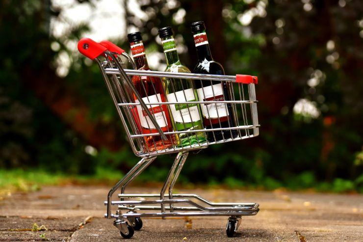 В Ростовской области за два года число легальных продавцов алкоголя снизилось на 10%