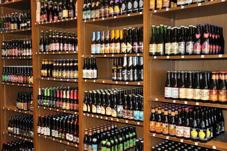 Правительству предложили снизить количество магазинов с алкоголем в 2,5 раза