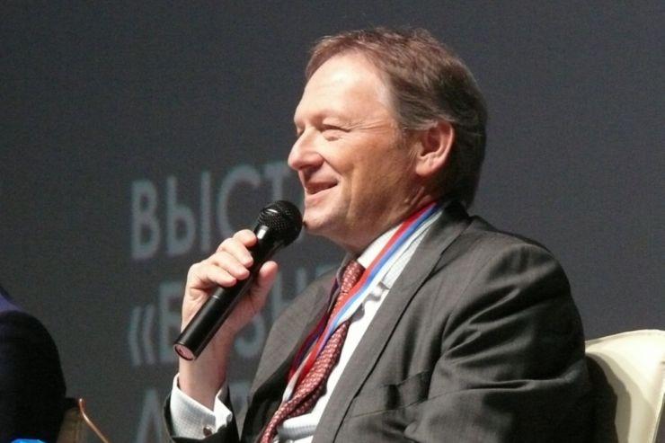 Борис Титов на 5-м Воронежском форуме предпринимателей