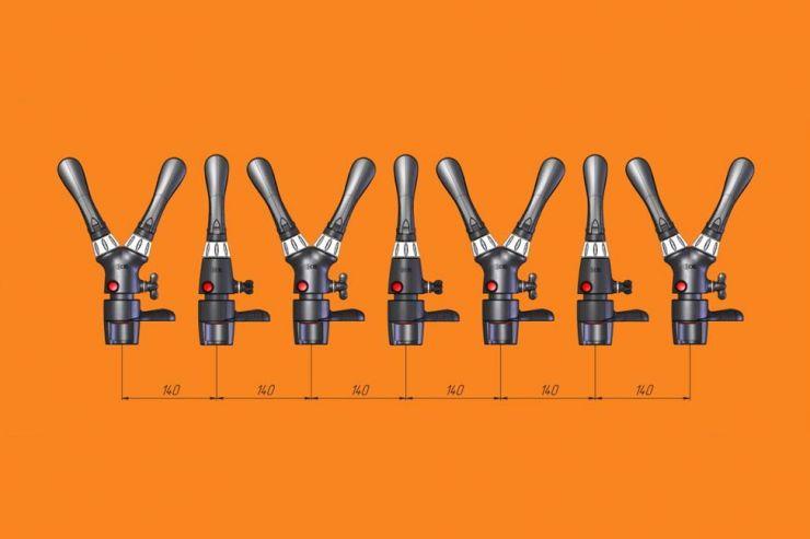 iTap и iTap2: как выбрать правильную конфигурацию пеногасителей