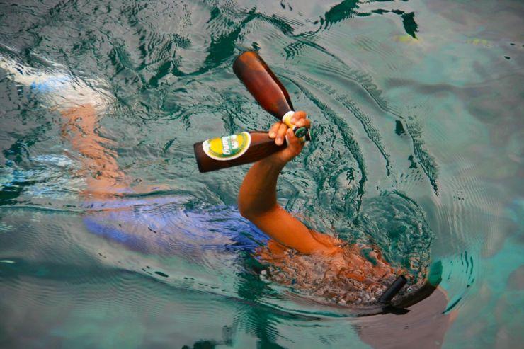 Бегать, жать и пить: как совместить пиво и спорт